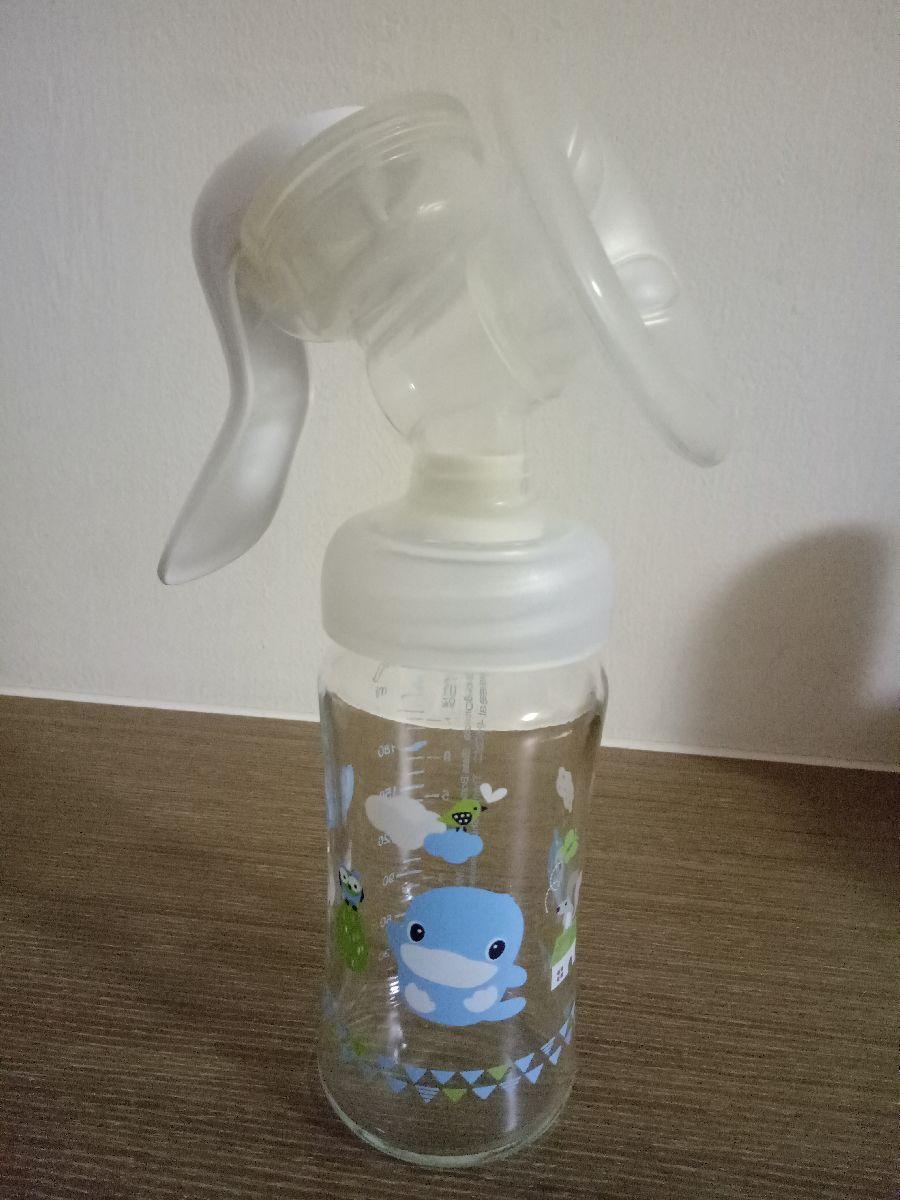 這隻奶瓶太神奇了!寶貝使用後拍嗝速度變快~也比較沒有脹氣問題!_8F_img_2