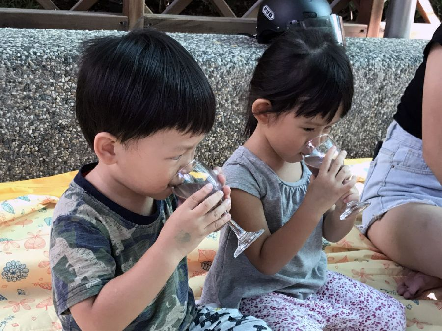 帶大小寶去公園野餐大成功_img_4